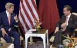 Ngoại trưởng Mỹ Kerry sẽ bàn về Biển Đông với Trung Quốc