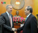 Mỹ hy vọng sẽ trở thành nhà đầu tư số 1 tại Việt Nam