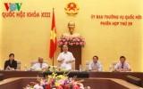 Chủ tịch Quốc hội tiếp đại biểu Quốc hội tỉnh An Giang từ khóa VI-XII