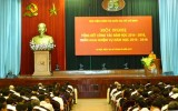 Ông Lê Hồng Anh: Phải đào tạo nguồn cán bộ lãnh đạo thành hiền tài