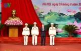 Thủ tướng trao Huân chương Quân công cho Đại tướng Trần Đại Quang