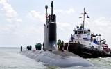 Mỹ hạ thủy tàu ngầm tấn công hiện đại nhất thế giới USS John Warner