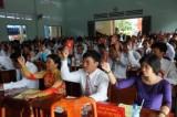 Bế mạc Đại hội Đại biểu Đảng bộ huyện Thủ Thừa nhiệm kỳ 2015-2020
