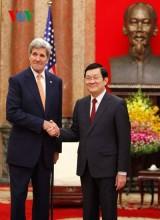 Ngoại trưởng John Kerry: 'Câu chuyện Việt Nam-Mỹ là vô cùng đặc biệt'