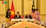 Tuyên bố chung Việt Nam – Malaysia