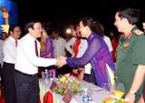 Chủ tịch nước dự lễ khánh thành Khu di tích lịch sử Truông Bồn