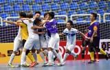 Futsal giúp Việt Nam có HCĐ châu Á