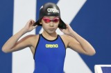 Cô bé 10 tuổi làm dậy sóng Giải vô địch bơi thế giới