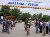 Sôi động Giải Đua xe đạp địa hình toàn quốc 2015