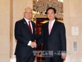 Thủ tướng kết thúc tốt đẹp chuyến thăm Malaysia và Singapore