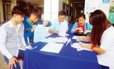 Tuyển sinh ĐH-CĐ năm 2015: Bội thu hồ sơ