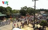 Rơi nước mắt tiễn 2 nạn nhân vụ thảm sát ở Quảng Trị về nơi an nghỉ