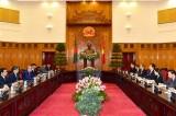 Lãnh đạo Đảng, Nhà nước tiếp, hội kiến Tổng thống Bangladesh