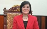 Đại sứ Nguyệt Nga nói về Nhóm Phụ nữ Cộng đồng ASEAN tại HN