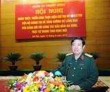 Đại tướng Phùng Quang Thanh: Không để bị động trong mọi tình huống