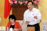 """Phó Chủ tịch Quốc hội Huỳnh Ngọc Sơn: """"Thư mời đi họp cũng ghi mật"""""""