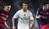 Messi - Ronaldo - Suarez tranh giải cầu thủ xuất sắc nhất châu Âu