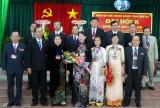 Long An: Bế mạc Đại hội Đại biểu Đảng bộ Khối Doanh nghiệp tỉnh
