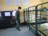 Bộ Y tế kiểm tra công tác phòng, chống dịch bệnh ở Long An