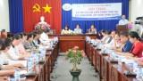 Phụ nữ Long An tham gia xây dựng đảng, xây dựng chính quyền