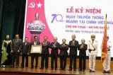 Ngành Tài chính được trao tặng Huân chương Hồ Chí Minh