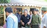 Hai tướng công an truy bắt nghi phạm tại Yên Bái