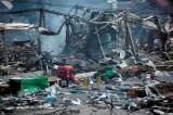 Lính cứu hỏa gây ra 2 vụ nổ kinh hoàng ở Thiên Tân?