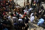 Đánh bom tự sát ở Pakistan, hàng chục người thương vong