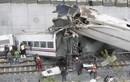 Hai đoàn tàu đâm nhau, 19 người bị thương