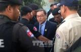 Campuchia tạm giam nghị sĩ xuyên tạc hiệp ước biên giới với Việt Nam