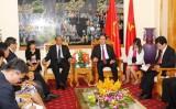 Cuba và Singapore đánh giá cao lực lượng Công an nhân dân Việt Nam
