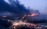 Trung Quốc tưởng niệm các nạn nhân trong vụ nổ ở Thiên Tân