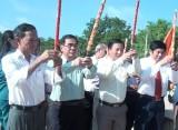 Đức Hòa kỷ niệm 74 năm ngày mất Võ Văn Tần