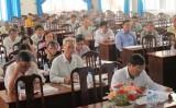 Long An: Đóng góp dự thảo văn kiện đại hội X Đảng bộ tỉnh, nhiệm kỳ 2015-2020