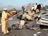 Xe ôtô bán tải gây tai nạn làm 1 học sinh 8 tuổi thiệt mạng