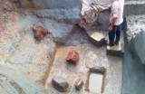 Phát lộ hiện vật hiếm niên đại hàng ngàn năm ở Thành Nhà Hồ