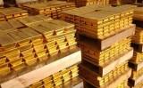 Giá vàng thế giới chạm mốc cao nhất 5 tuần