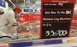 Phát hiện 17 mẫu thịt đùi gà Mỹ có kháng sinh