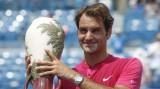 Thua Federer, Djokovic lại lỗi hẹn với Giải Cincinnati Masters