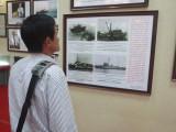 """Triển lãm bản đồ và trưng bày tư liệu """"Hoàng Sa, Trường Sa của Việt Nam"""
