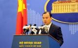 Việt Nam phản đối Đài Loan xây dựng hải đăng phi pháp trên đảo Ba Bình