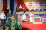 Long An Cơ bản hoàn thành Đại hội cấp trên cơ sở