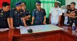 Lực lượng bảo vệ bờ biển Ấn Độ thăm Vùng Cảnh sát biển 3