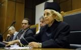 Hy Lạp: Nữ chánh án tòa án tối cao làm Thủ tướng tạm quyền