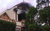Thanh Hóa: Thắp hương ngày Rằm tháng 7, một nhà bị cháy