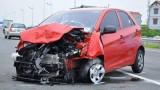 2 xế hộp đâm nhau như phim trên đường cao tốc, tài xế nhập viện