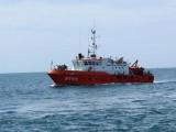 Tìm được thi thể 1 ngư dân trong vụ chìm tàu tại Bình Thuận