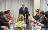 Việt Nam mong nhận được sự ủng hộ của Nhật Bản về vấn đề Biển Đông