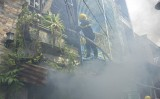 Chữa cháy nhà dân, một chiến sỹ bị thương phải đưa đi cấp cứu