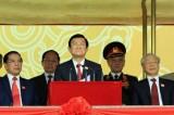 Toàn văn diễn văn của Chủ tịch nước tại Lễ kỷ niệm 70 năm Quốc khánh